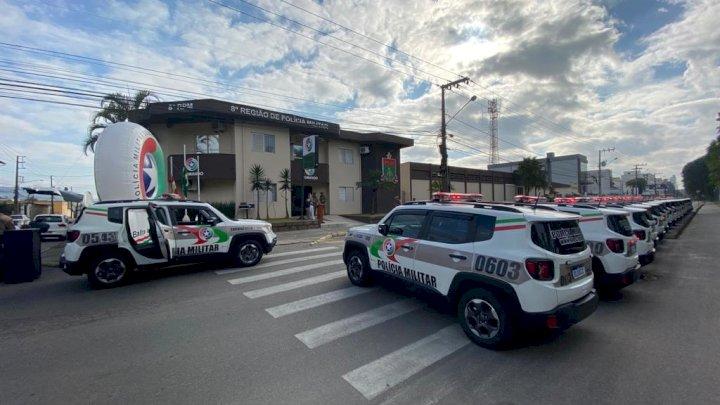 policia carros